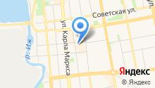 Etor на карте
