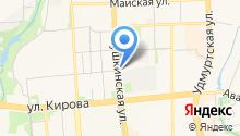 Graal на карте