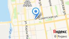 Gatta на карте