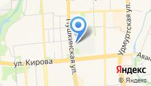 CreativeLab на карте