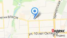 Parad на карте