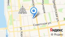 #ВСНАРЯГЕ на карте