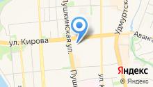 City Service на карте
