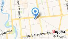 Ян Загаров на карте