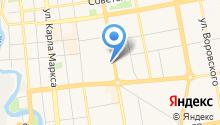 F`ORTO на карте