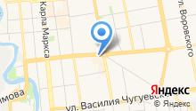 Body Shick на карте