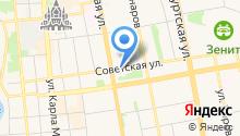 L-riss`KA на карте