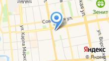 IzhParty на карте