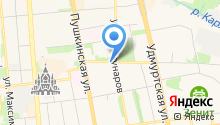 Ofitel на карте