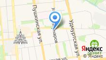 Lounge Club на карте
