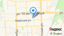 DMITRIY SAVELYEV на карте