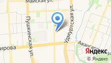 City Studio на карте