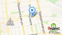Arboris Club на карте