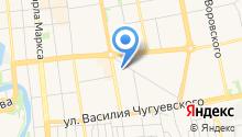 iCase на карте