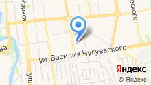 MONACO на карте