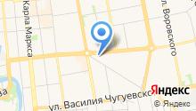 FitLife на карте