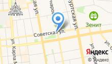 Dusselbort на карте