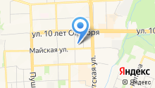 Pizza House на карте