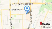 Nascar на карте
