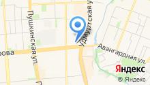 IwiStudio на карте