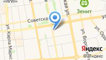 LiveDance на карте