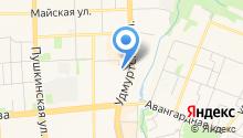 MAX FERDINAND на карте