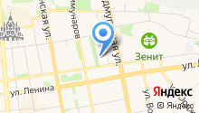 NewArt на карте