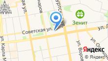 Kvartira Club на карте