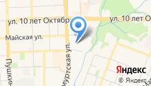 O`Letta на карте