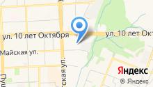 Phoenix на карте