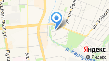 Adam, FM 104.5 на карте