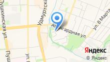 Da-eda.ru на карте