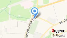 Citroen КОМОС-Авто на карте