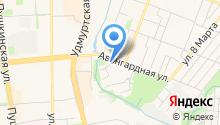 MinusBank на карте