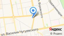 Lada Racing на карте