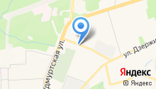 Autolife18 на карте