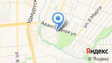 Alinterior на карте
