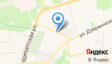 Arenda18.ru на карте