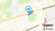 MONKEY PARK на карте