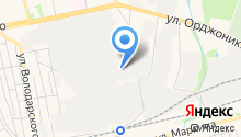 GMSistem на карте
