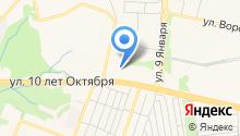 Aronax.ru на карте