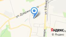 Genetic-test Ижевск на карте