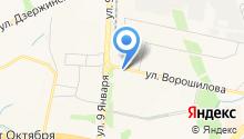 Maximum на карте