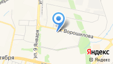 ALARM-сервис на карте
