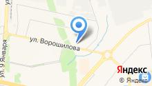 New-Сервис на карте