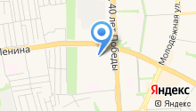 Burger House на карте