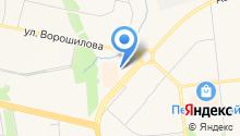 Уральская Климатическая Компания на карте