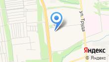 Adelex на карте