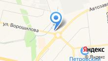 AutoTech на карте