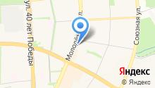 Di Форсаж на карте